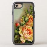 Elegant Victorian Golden Roses Otterbox Symmetry Iphone 7 Case at Zazzle
