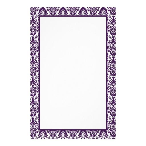 purple elegant borders - photo #3