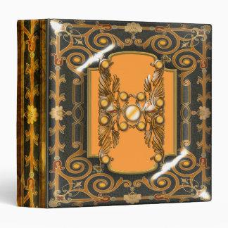 "Elegant Victorian vintage ""Jasper 2"" edwardian Binders"