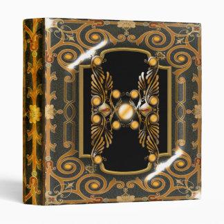 "Elegant Victorian vintage ""Jasper"" edwardian Binders"