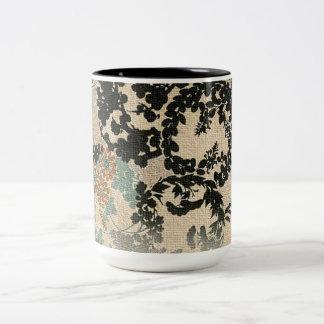 Elegant  Vines Mug