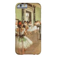 Elegant Vintage Degas The Dance Class, Ballerina