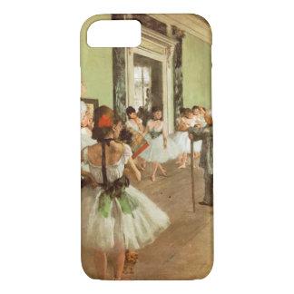 Elegant Vintage Degas The Dance Class, Ballerina iPhone 7 Case
