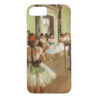 Elegant Vintage Degas The Dance Class, Ballerina iPhone 8/7 Case