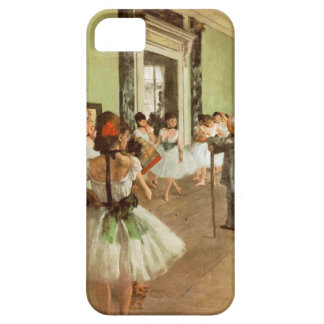 Elegant Vintage Degas The Dance Class, Ballerina iPhone SE/5/5s Case