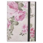 Elegant Vintage Floral Case iPad Covers