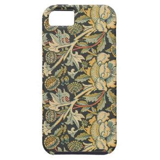 Elegant Vintage Floral iPhone SE/5/5s Case