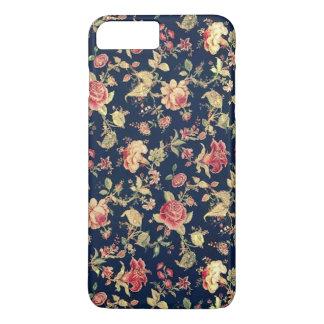 Elegant Vintage Floral Rose iPhone 7 Plus Case