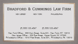 Law firm business cards zazzle elegant vintage law firm attorney business card reheart Choice Image