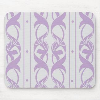 Elegant Vintage Pattern Mouse Pad