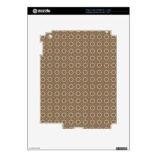 Elegant Vintage Pattern iPad 2 Decals