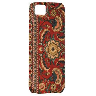 Elegant Vintage Persian carpet flowers VOL14 iPhone 5 Case