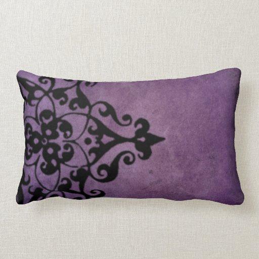 Elegant Vintage Victorian Style Design Pillows Zazzle