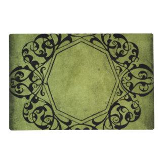 Elegant Vintage Victorian Style Design Placemat