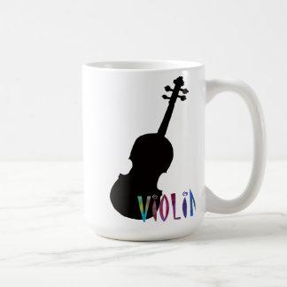 Elegant Violin! Coffee Mug