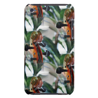 Elegant Violin Scroll iPod Touch Cover