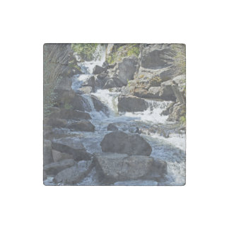 Elegant water fall stone magnet