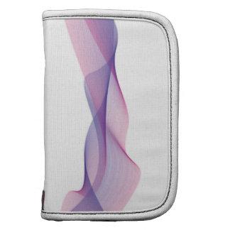 Elegant Wave Purple Planner
