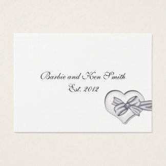 ELEGANT WEDDING ADDRESS CARD TEMPLATE