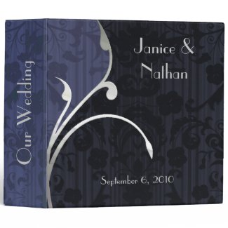Elegant Wedding Avery Binder