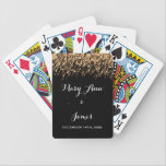 "Elegant Wedding Favor Falling Stars Gold Bicycle Playing Cards<br><div class=""desc"">Elegant &quot;Falling Stars Gold&quot; designer gift template. An elegant wedding favor idea! Impress your family and friends with this stylish and modern design. Fully customizable! Easy to use and easy to personalize. Order Today!</div>"