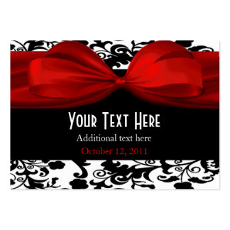 Elegant Wedding Gift Tags Large Business Card