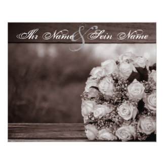 Elegant Wedding Invitations 12 Flyer