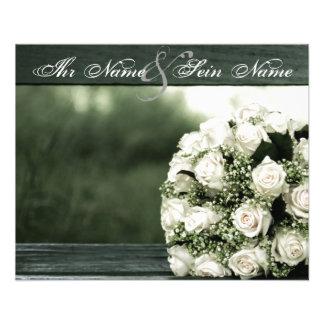 Elegant Wedding Invitations Flyer