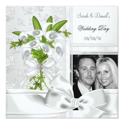 Elegant Wedding Invites Announcements