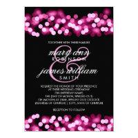 Elegant Wedding Pink Hollywood Glam Card (<em>$2.15</em>)