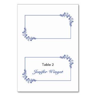 Elegant Wedding Place Card