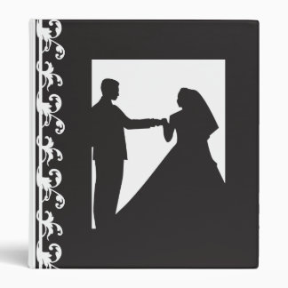 Elegant Wedding Portfolio Binder