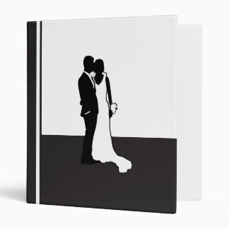 Elegant Wedding Portfolio 3 Ring Binder