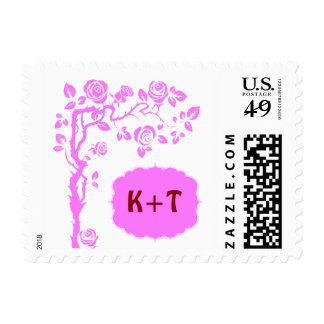 Elegant Wedding Stamp