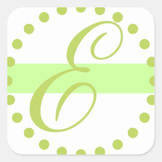 Elegant Wedding Stickers