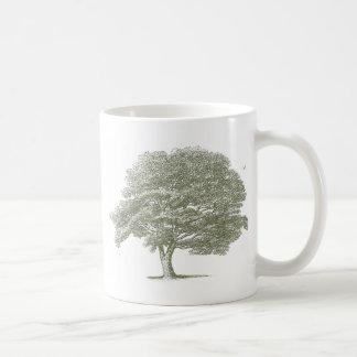 Elegant Wedding Tree Graphic Template Coffee Mug