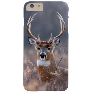 Elegant Whitetail Deer Autumn Or Winter Season Barely There iPhone 6 Plus Case