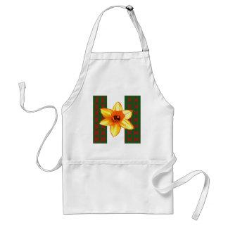 Elegant Wild Exotic Cactus Flower on Shirts  GiftS Apron