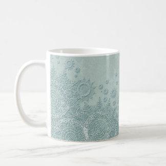 Elegant Winter Snow Mug