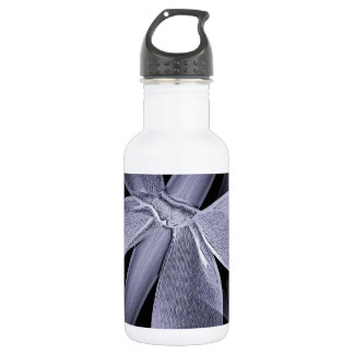 Elegant with bow water bottle