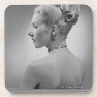 Elegant Woman Coaster