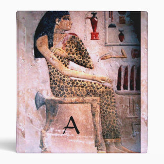 ELEGANT WOMAN ,FASHION AND BEAUTY OF ANTIQUE EGYPT 3 RING BINDER