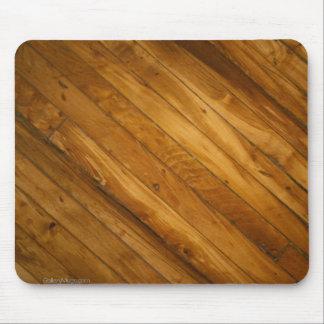 Elegant Wood Tone Mouse Pad