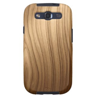 Elegant Wooden Style Samsung Galaxy S3 Case