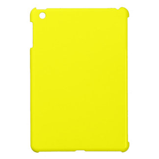 Elegant Yellow - Fashion Color Trends Solid Color Case For The iPad Mini