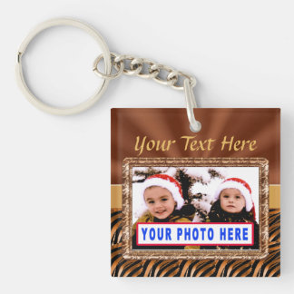 Elegant Yet Cheap Personalized Photo Gifts Keychain