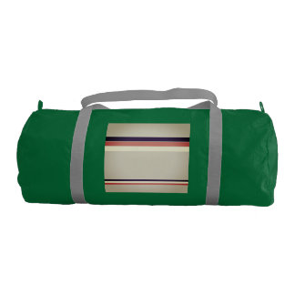 Elegant yoga designers bag / Old green