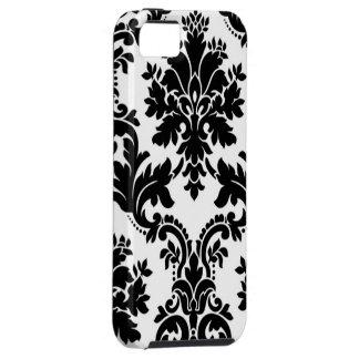 Elegante Damask Case-Mate Tough™ iPhone 5 Cover