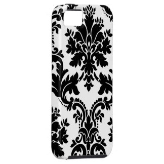 Elegante Damask Case-Mate Tough™ iPhone SE/5/5s Case