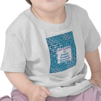 Elegante ELOCUENTE enérgico RELACIÓN barata Camiseta